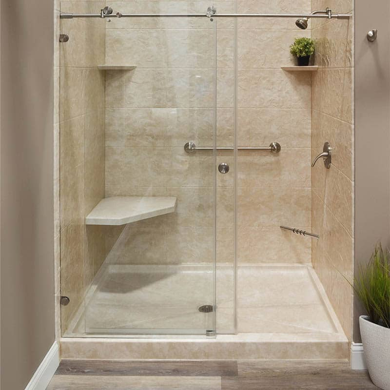 Replacement Shower